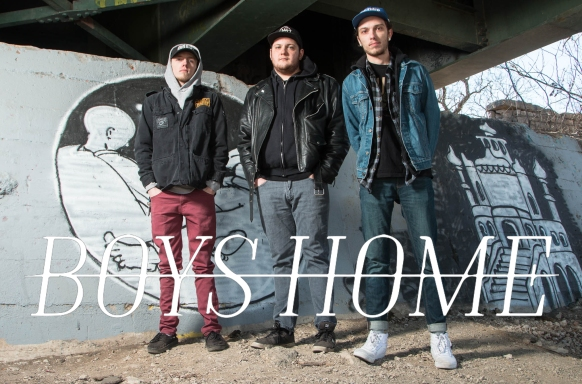 Boys Home Promo with Logo