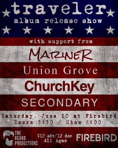 Release Show Poster